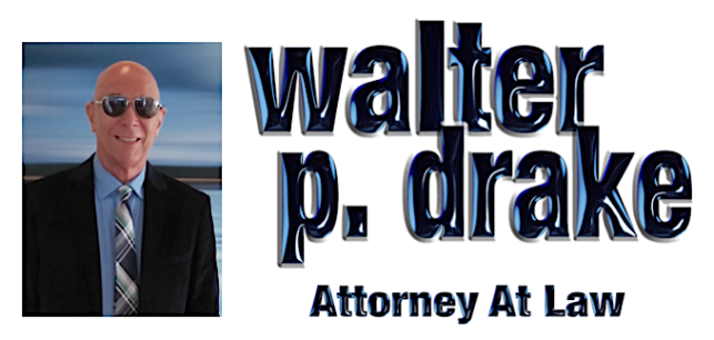 Walter P. Drake JD, PhD. Maryland licensed attorney at law with offices at 210 Prospect Ave, #201, Hagerstown, MD 21742. Voicemail: 301-861-3192